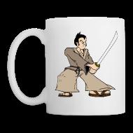 Mugs & Drinkware ~ Mug ~ Samurai Mug