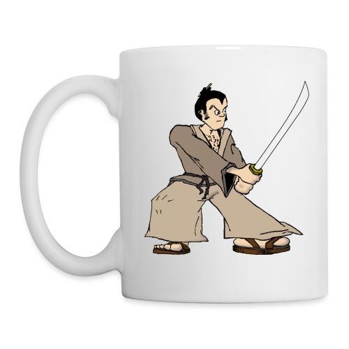 Samurai Mug - Mug