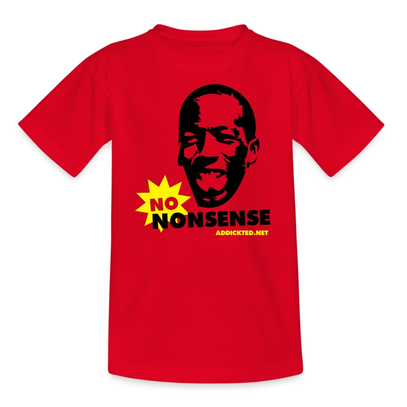 No Nonsense (Jnr) - Teenage T-shirt
