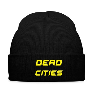 Dead Cities Beanie - Winter Hat