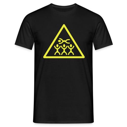 Crowd Surf - Men's T-Shirt