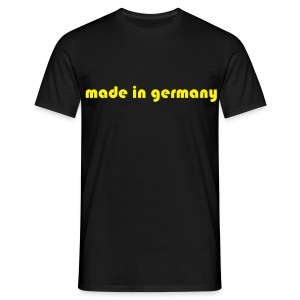 Made in Germany - Men's T-Shirt