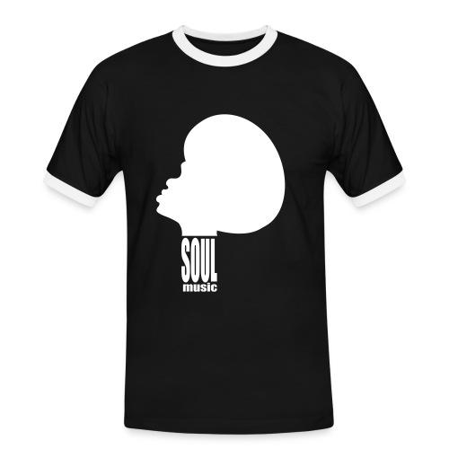 soul - Mannen contrastshirt