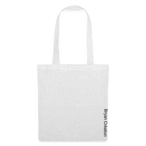 Sac Fashion Blanc - Tote Bag
