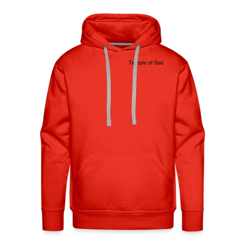 Hooded Sweat Top - Men's Premium Hoodie