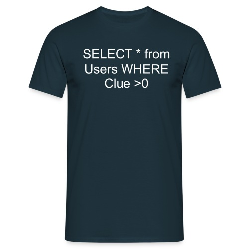 Users - Men's T-Shirt