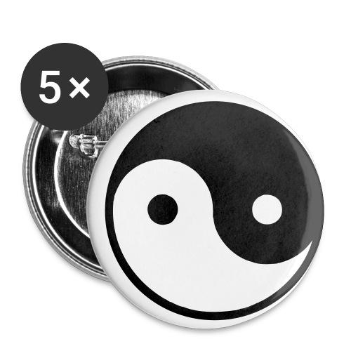 Små knappar 25 mm