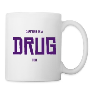 Drug Mug - Purple - Mug