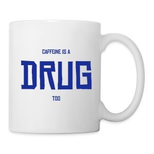 Drug Mug - Royal Blue - Mug