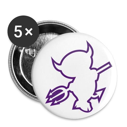 SpilleCL. 25mm   - Confezione da 5 spille piccole (25 mm)