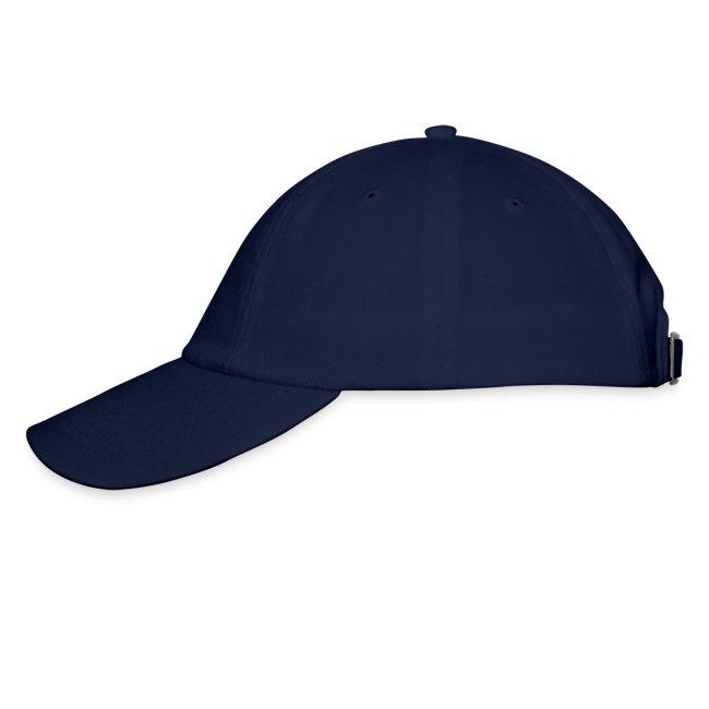Blue cap - change the text