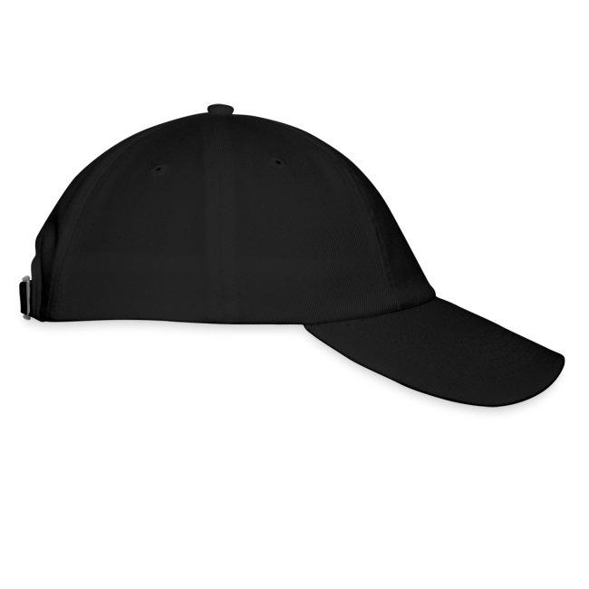 Black cap - change the text