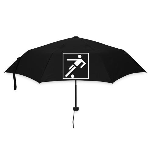 Fußball Regenschirm - Regenschirm (klein)