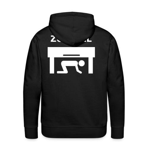 Kapu Zu Null - Männer Premium Hoodie