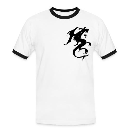 Dragon - Miesten kontrastipaita