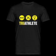 T-Shirts ~ Men's T-Shirt ~ Triathlete