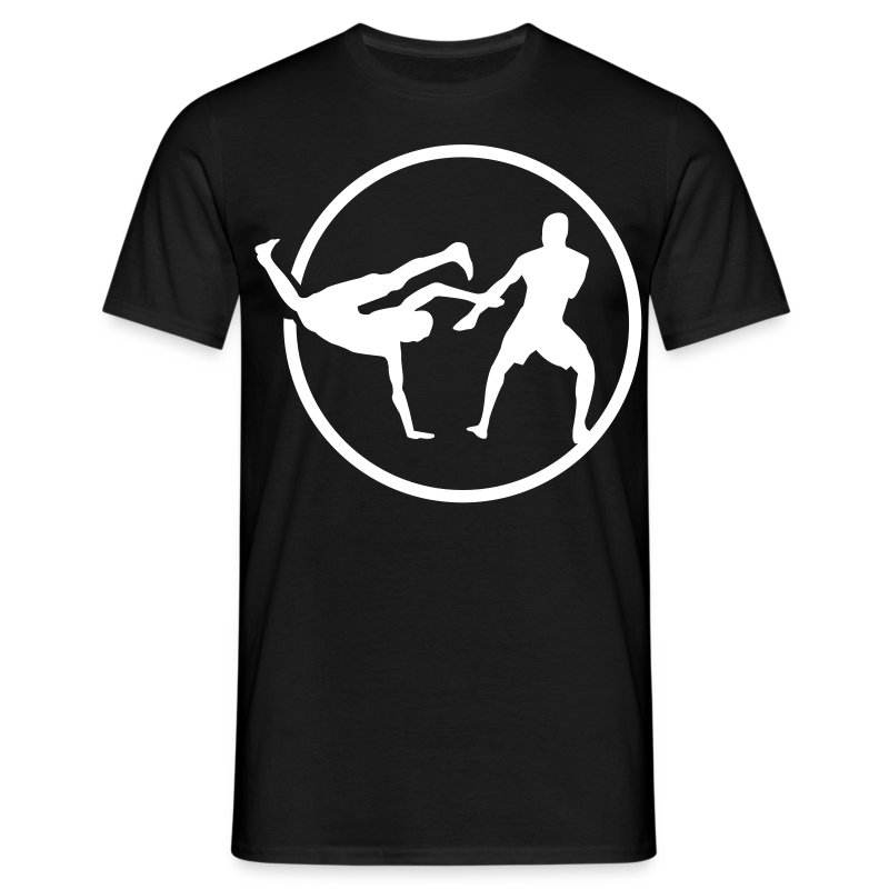 Capoeira Shirt - Men's T-Shirt