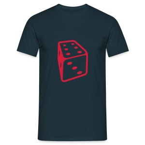 Roll the dice - Men's T-Shirt
