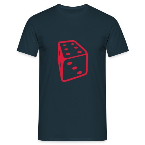 Roll the dice - Men's T-Shirt