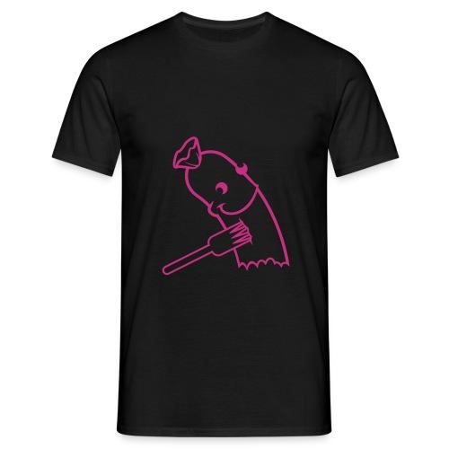 Sammy Sausage - Men's T-Shirt