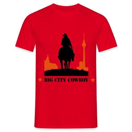 Cowboy - Men's T-Shirt