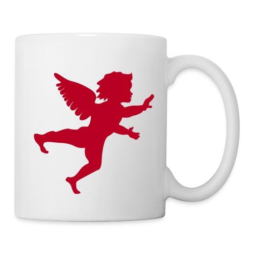 Tasse ange - Mug blanc