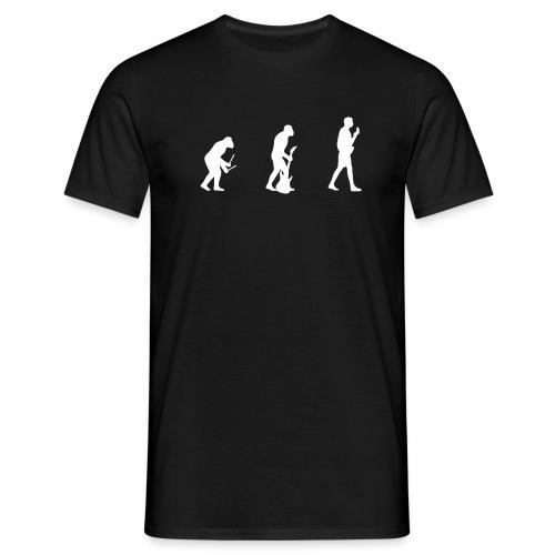Air guitarist - Men's T-Shirt
