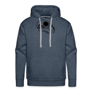 Bird Skull Hooded Sweat - Männer Premium Hoodie