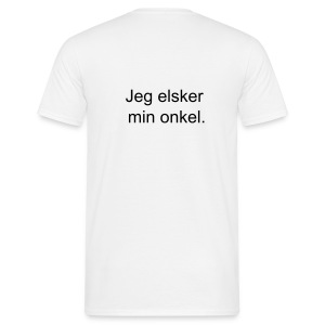 Onkel favorit - Herre-T-shirt