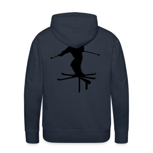 freestyle - Sweat-shirt à capuche Premium pour hommes