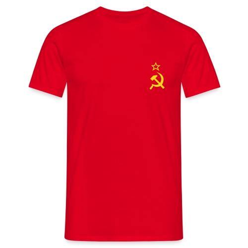 Ruski - Männer T-Shirt