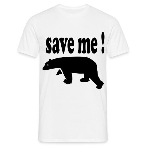 Save Me! - Herre-T-shirt