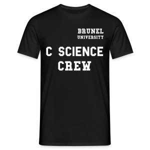 Computer Systems Crew - Men's T-Shirt
