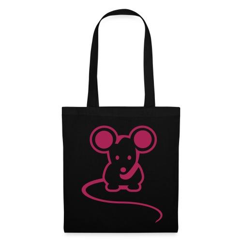 Tote Bag - Encore Goopy sur un sac noir en...
