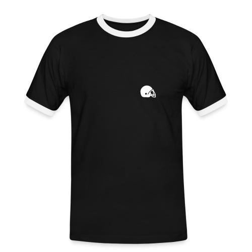 Football X - Männer Kontrast-T-Shirt