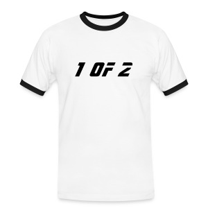 1 of 2 T-Shirt - Men's Ringer Shirt