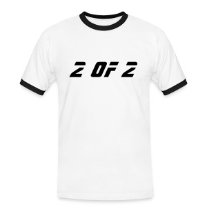 2 of 2 T-Shirt - Men's Ringer Shirt