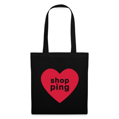 sac tissu shop ping Miss K - Tote Bag