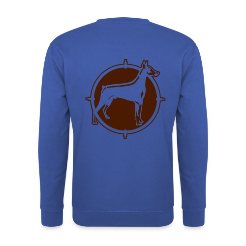 doberman - Mannen sweater