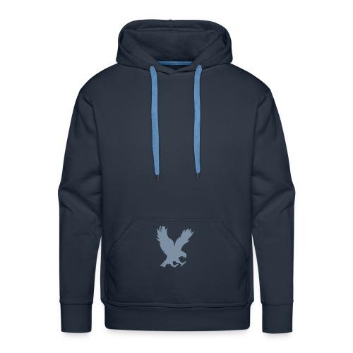 eagle - Mannen Premium hoodie