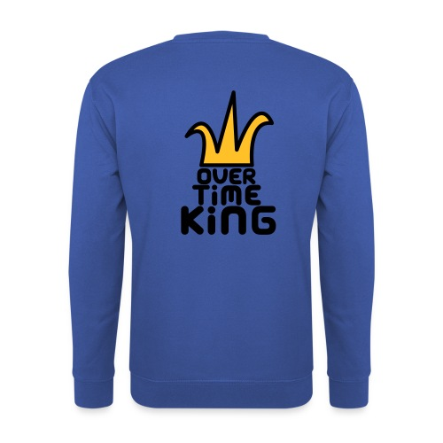 king - Mannen sweater