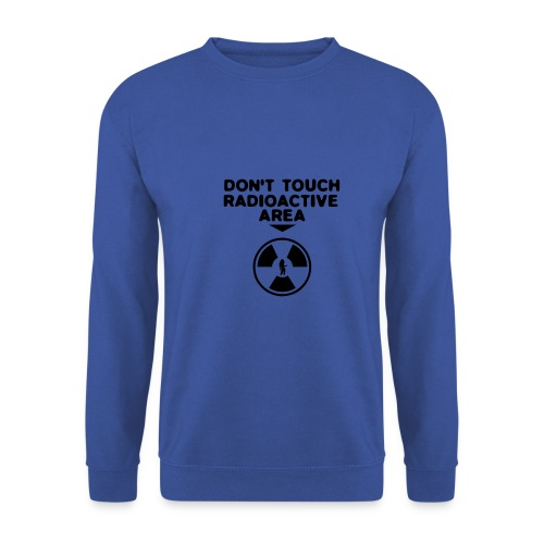 dont touch - Sweat-shirt Homme
