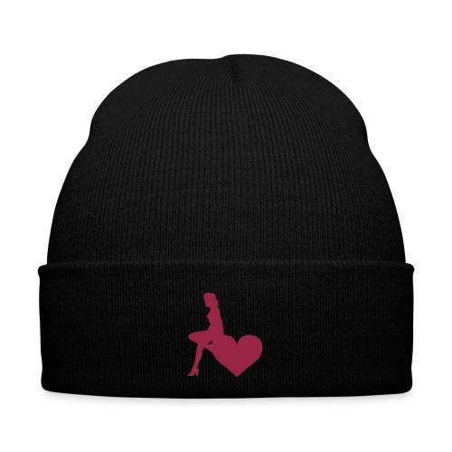 heart - Winter Hat