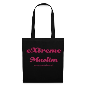 Tote Bag - Please note that it would not be appropriate to wear this in an environment where it may lead to unnecessary attention and may consequence in unnecessary action. In other words don't wear at places like airports.
