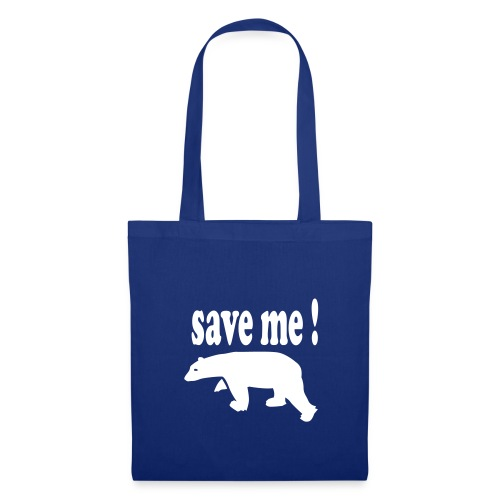 'Save Me' Tote Bag - Tote Bag