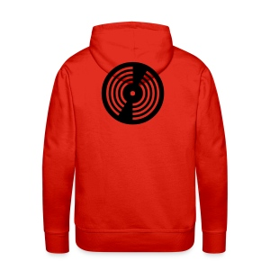 Turntable Hooded Sweat - Men's Premium Hoodie