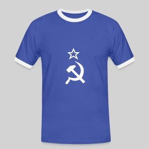 SONDERRRANGEBOT! - Männer Kontrast-T-Shirt