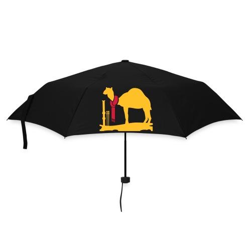 Kamel bei Nacht - Regenschirm (klein)