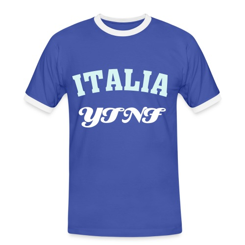 italia - Men's Ringer Shirt