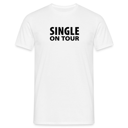 Single on Tour Tee - Men's T-Shirt